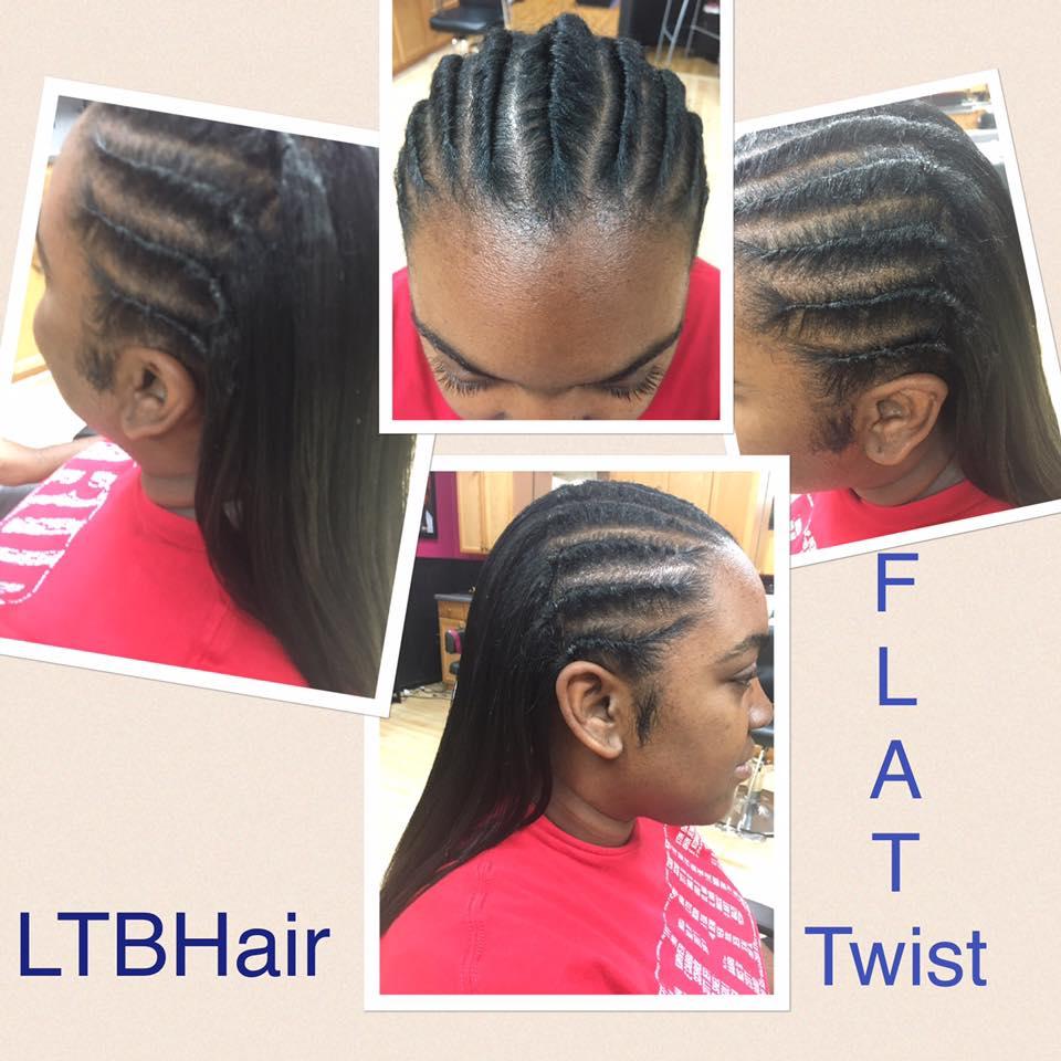 Natural-hair-twistout