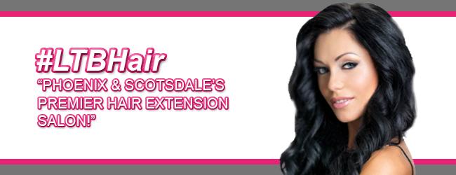 Hair Extensions Phoenix & Scottsdale