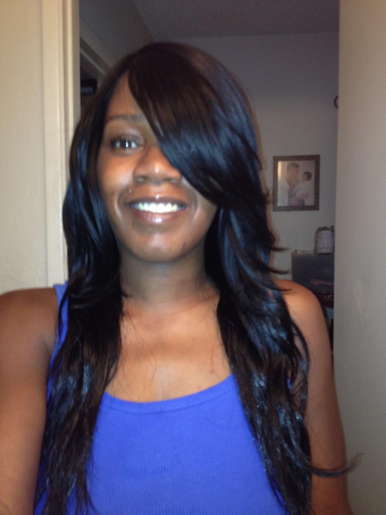 Sew In Hair Salons Image Of Hair Salon And Hair Color
