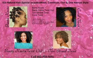 natural hair care