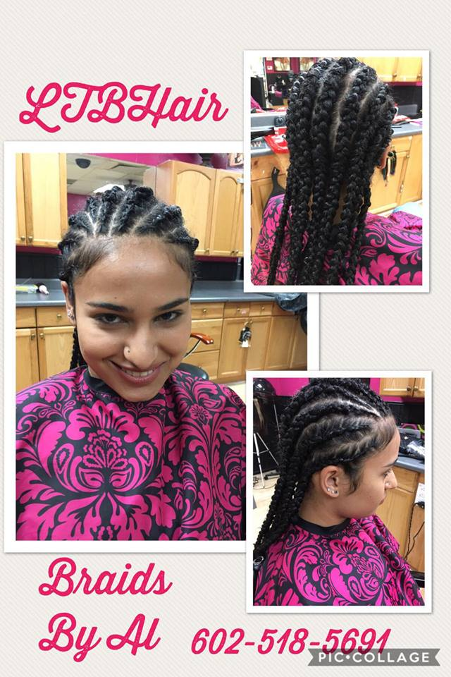 Braids Cornrows Naturalhair Hairextension