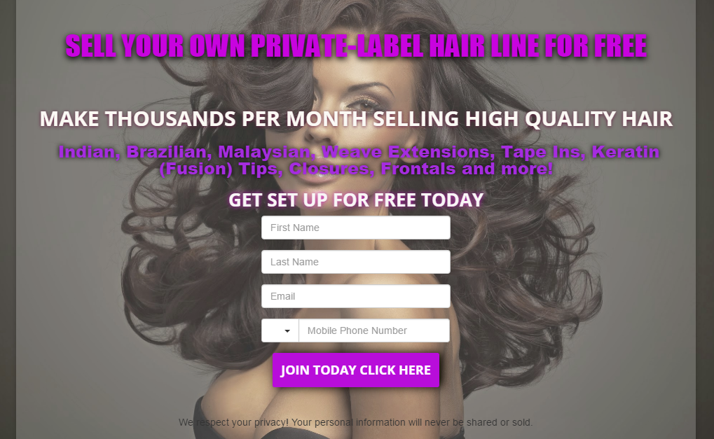 My Pure Remy Distributor Sign Up Ltb Hair Salon