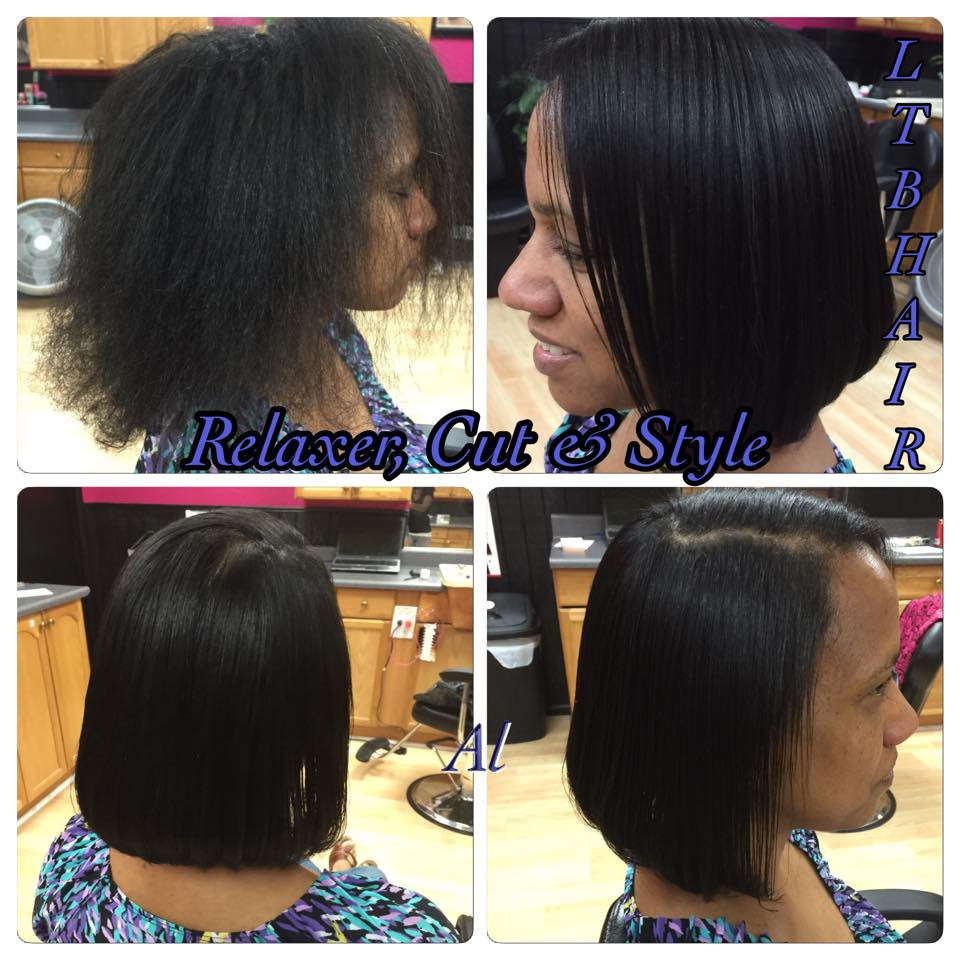 relaxed-hair-silkpress