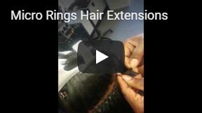 Micro Rings Hair Extensions