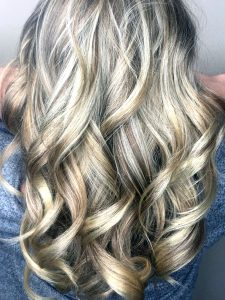 Hair Color & Highlights Services