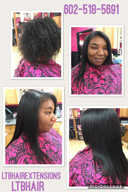 How To Treat Natural Hair After Sew In