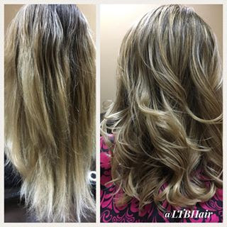 Blonde Hair Color & Highlights (1)