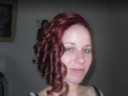 Red Hair Color & Style